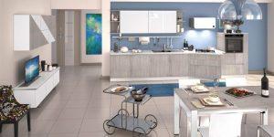 Cucina moderna 7